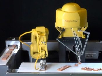 ロボット自動化:ばら積み