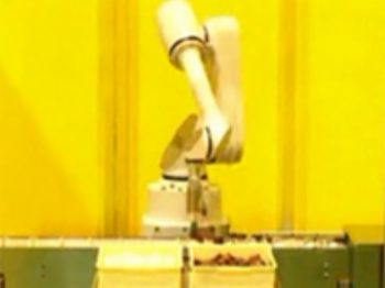 ロボット自動化事例:バラ積み部品・パイプ等の取出しロボット