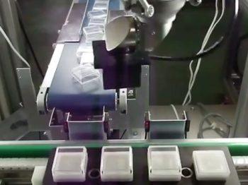 容器蓋しめ